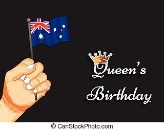 Australia Queen's Birthday