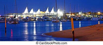 australia, shopping, oro, centro, costa, marina, miraggio, queensland