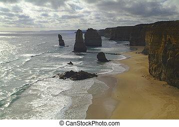 australia, twelfe, apostel