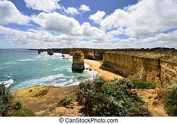 australia, vic, große ozeanstraße
