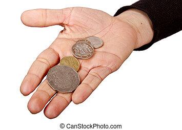 Australian dollar and cents