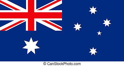 Australian Flag - Flag of Australia