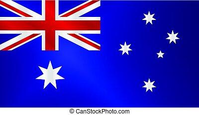 Australian Flag Gloss
