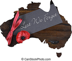 Australian Gallipoli Centenary, WWI, April 1915, tribute...