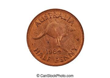 Australian Half Penny