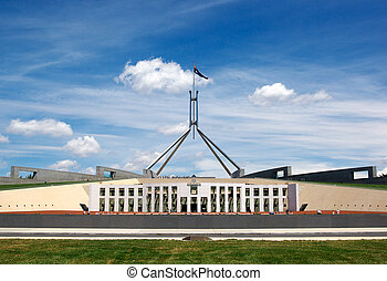parliament house - australian parliament house for the...