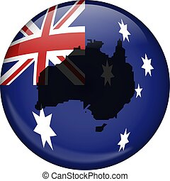 australiano, globo