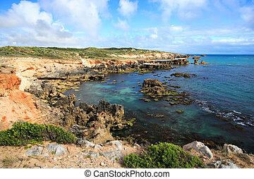 australiano, litoral