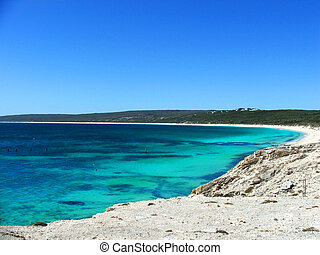 australien, plage