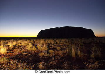 australische outback