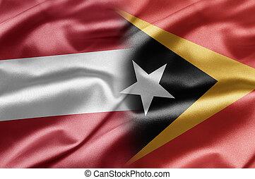 Austria and East Timor