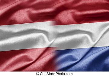 Austria and Holland