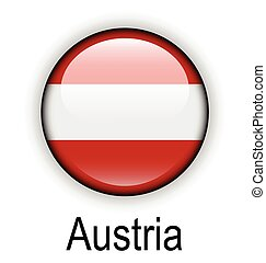 austria bandera, stan