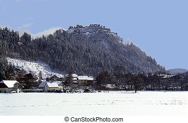 Austria, Carinthia, Landskron