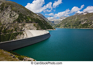austria, carinthia, malta reservoir