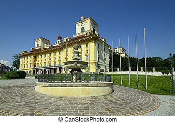 Austria, castle Esterhazy