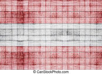 Austria flag texture background