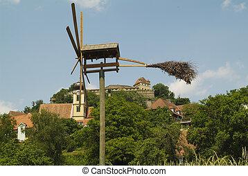 Austria, Klapotetz