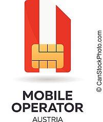Austria mobile operator.