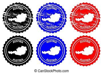 Austria - rubber stamp