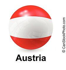 austria state flag