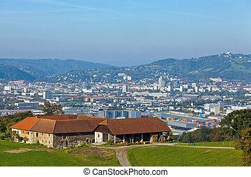 austria, upper austria, linz