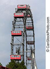 Austria, Vienna, Ferris Wheel