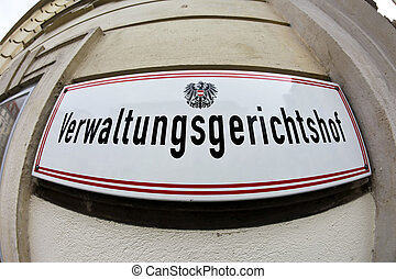 Austrian Administrative Court in Vienna