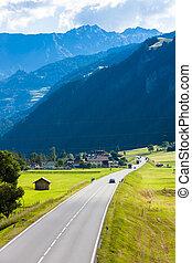 Austrian Alps, Tyrol, Austria
