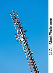 austrian mobile phone transmitter