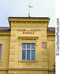 Austrian primary school and secondary school