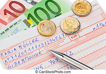 austrian referral - a number schin for transfer or cash ...