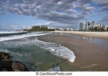 ausztrália, gold part