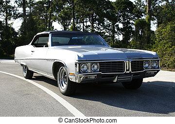 autó, 1960s, klasszikus