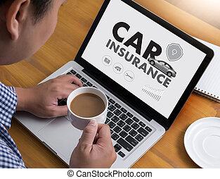 autó biztosítás, policies, biztonság, kiterjedés, baleset, állít, kockáztat