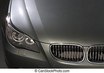 autó, fényűzés