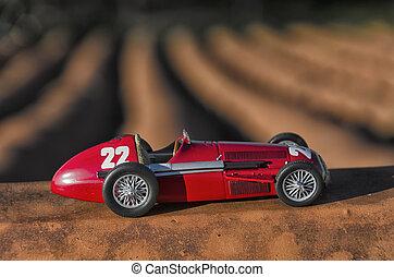 autó, formál, versenyzés, klasszikus