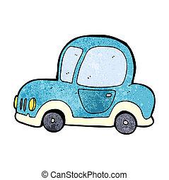 autó, karikatúra