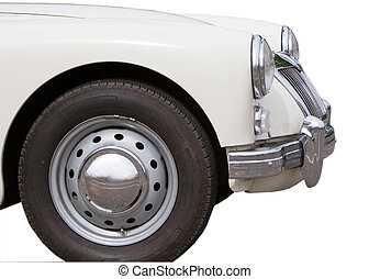 autó, klasszikus
