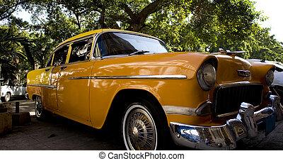autó, kuba