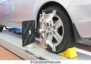 autó megjavítás, garázs