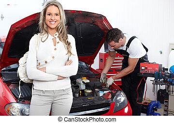 autó megjavítás
