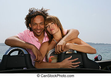 autó, párosít, átváltható, bágyasztó, sport