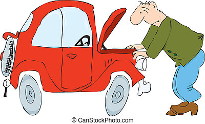 autó, rendbehozás