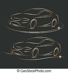 autó, tervezés