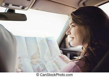 autó, utazás