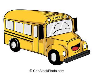 autóbusz, izbogis