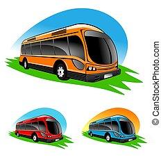 autóbusz