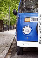 autóbusz, vw