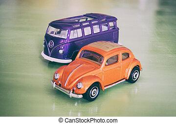 autók, klasszikus